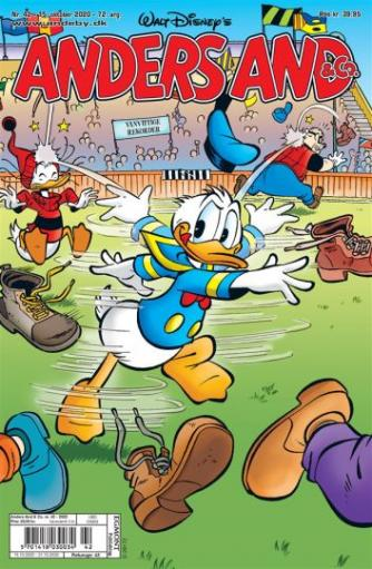 : Walt Disney's Anders And & Co. (1949)