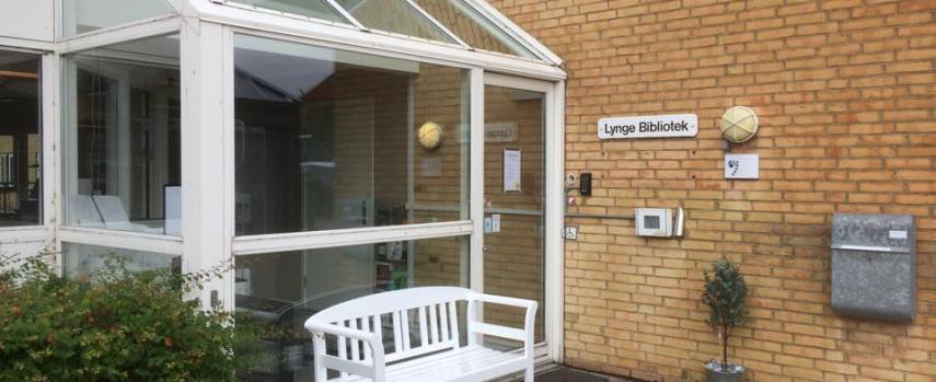 Linker til informationer om Lynge Bibliotek